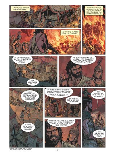 Page 2 L'Iliade tome 1