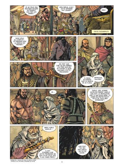 Page 4 L'Iliade tome 1