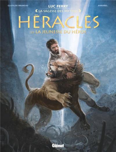Couverture Héraclès tome 1