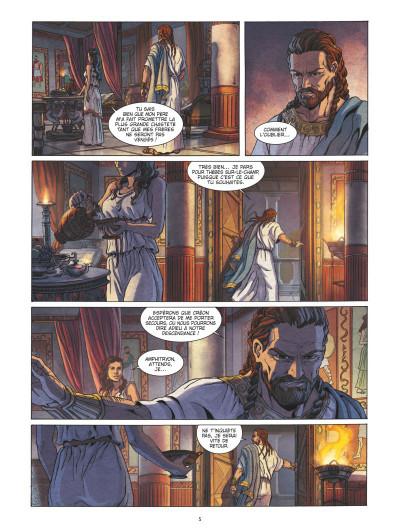 Page 3 Héraclès tome 1