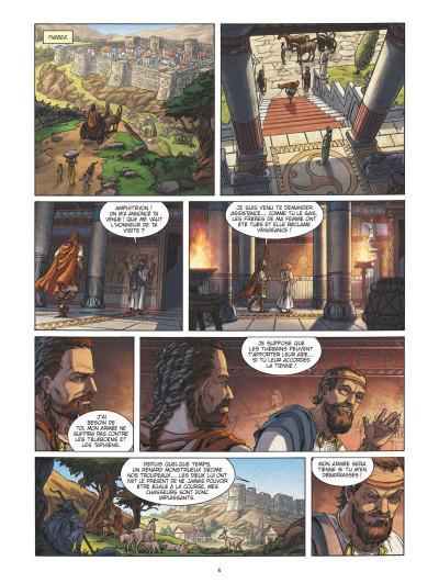 Page 4 Héraclès tome 1