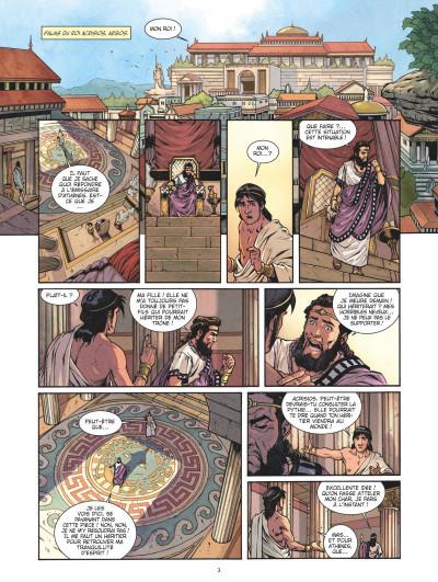 Page 1 Persée et la gorgone méduse