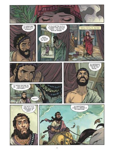Page 2 Persée et la gorgone méduse