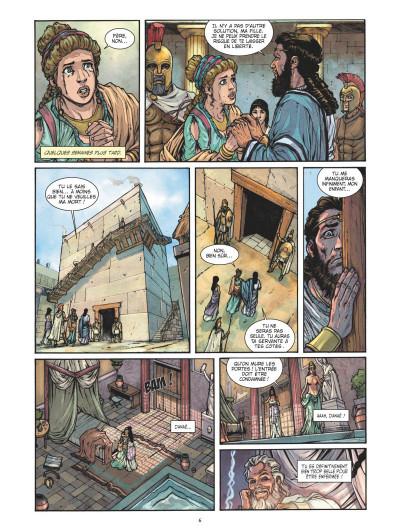 Page 4 Persée et la gorgone méduse