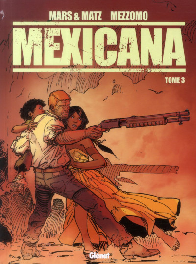 Couverture mexicana tome 3