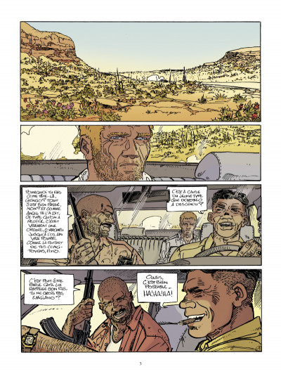 Page 1 mexicana tome 3