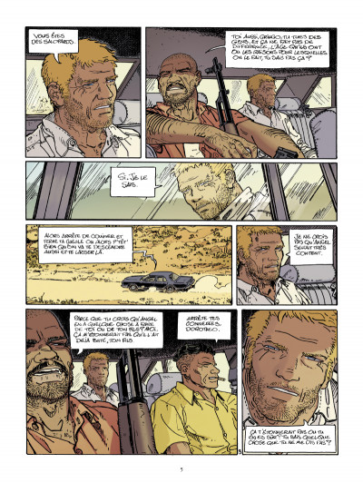 Page 3 mexicana tome 3