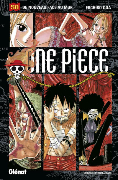 Couverture one piece tome 50