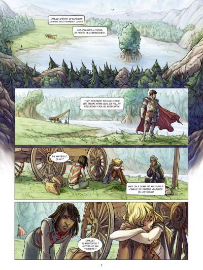Page 1 la quête d'ewilan tome 2 - Akiro