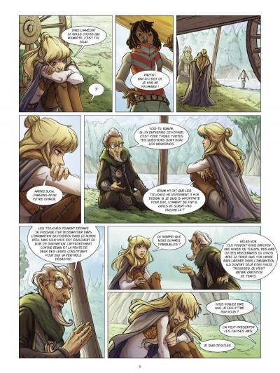 Page 2 la quête d'ewilan tome 2 - Akiro