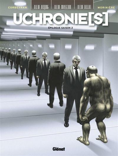 Couverture Uchronie(s) - épilogue saison 2