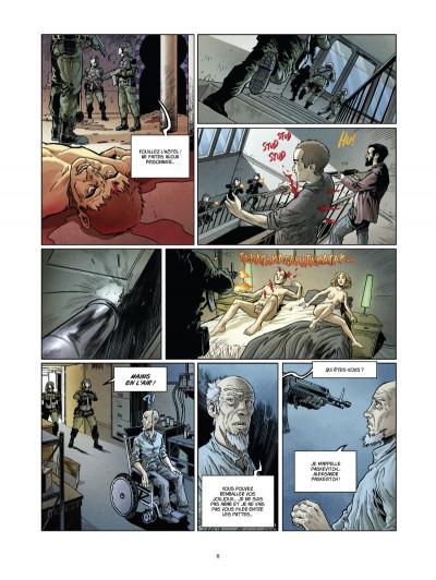 Page 4 Uchronie(s) - épilogue saison 2