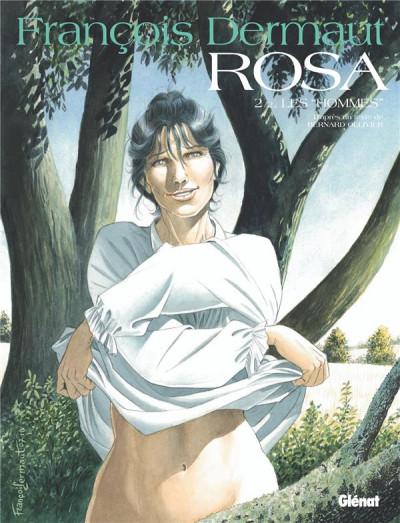 Couverture Rosa tome 2