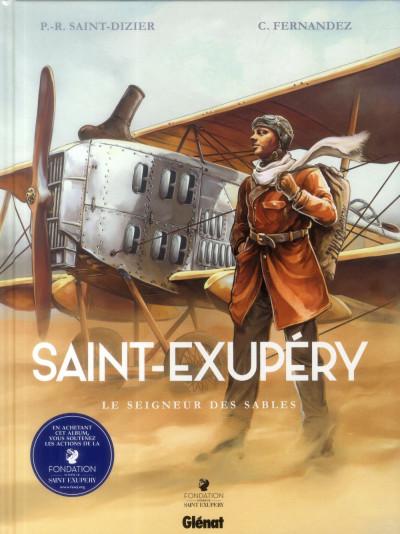 Couverture Saint-Exupéry tome 1