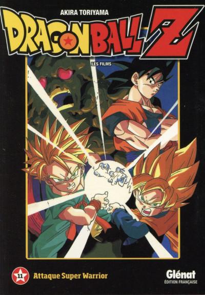 Couverture Dragon ball Z - film tome 11 - Bio-Broly