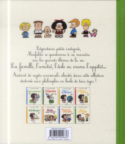 Dos la petite philo de mafalda - un air de famille