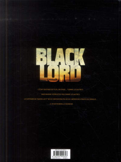 Dos black lord tome 2 - Toxic Warrior