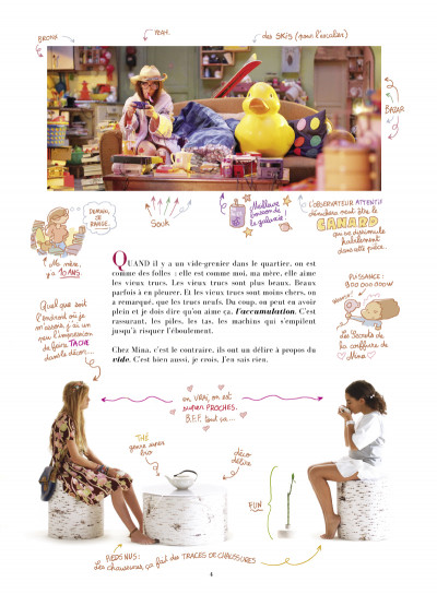 Page 2 lou le film - journal infime