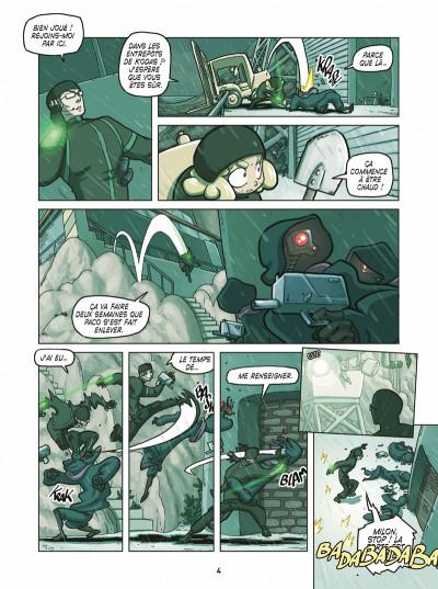 Page 2 Paco shoot tome 2 - Pour l'amour du sport !