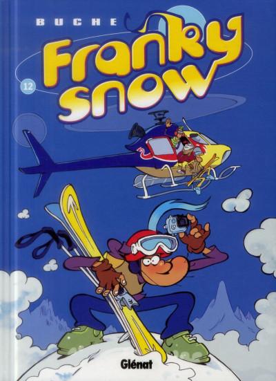 image de franky snow tome 12 - L'effet papillon