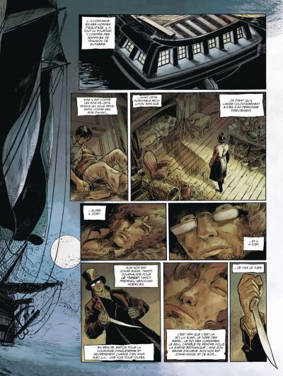 Page 2 Surcouf tome 2 - Le tigre des mers (édition 2015)