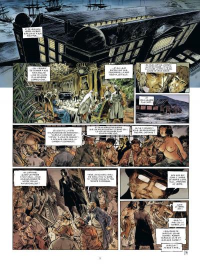 Page 4 Surcouf tome 2 - Le tigre des mers (édition 2015)