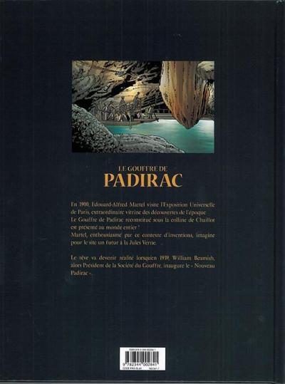 Dos Le gouffre de Padirac tome 2