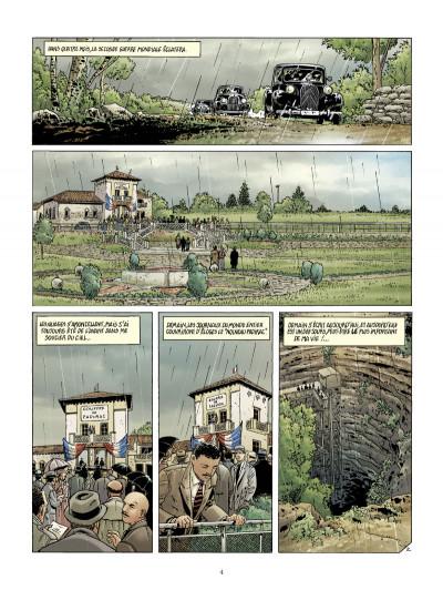 Page 2 Le gouffre de Padirac tome 2