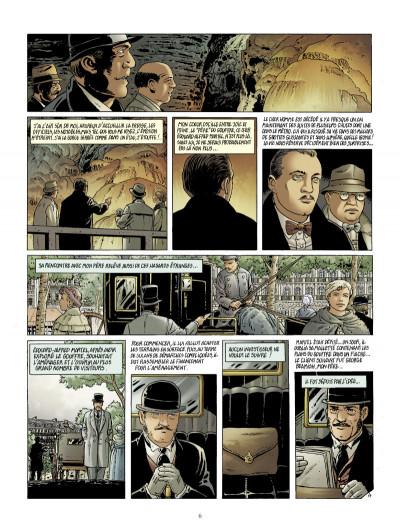 Page 4 Le gouffre de Padirac tome 2