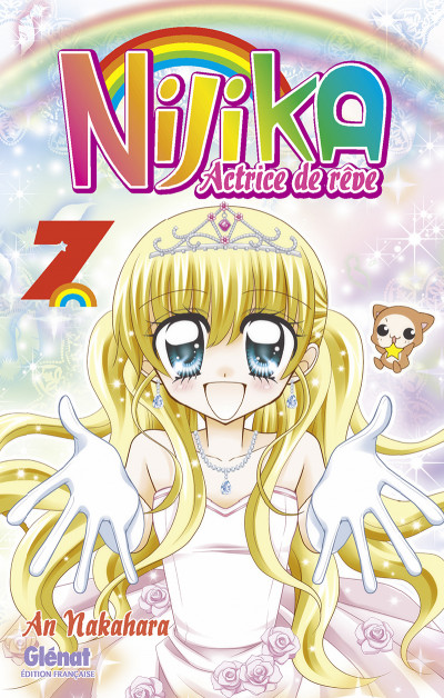 Couverture nijika actrice de reve tome 7