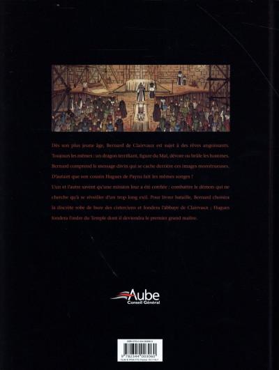 Dos L'abbaye de Clairvaux, le corps et l'âme