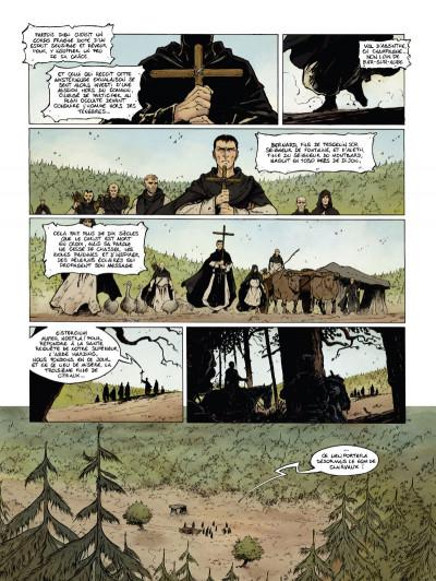 Page 1 L'abbaye de Clairvaux, le corps et l'âme