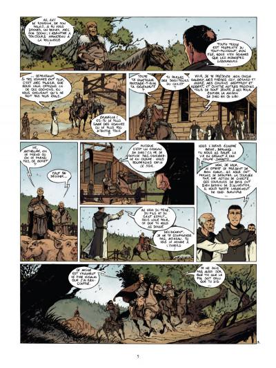 Page 3 L'abbaye de Clairvaux, le corps et l'âme