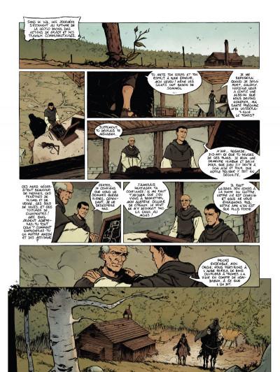 Page 4 L'abbaye de Clairvaux, le corps et l'âme