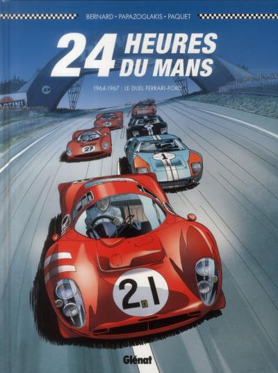 Couverture 24 Heures Du Mans - 1964-1967