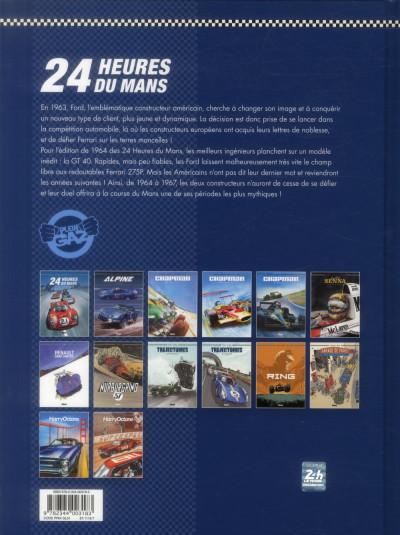 Dos 24 Heures Du Mans - 1964-1967