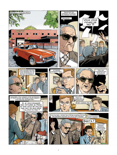 Page 1 24 Heures Du Mans - 1964-1967