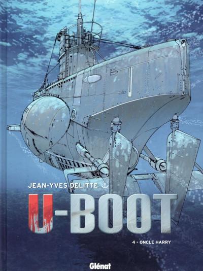 image de U-boot tome 4 - Oncle Harry