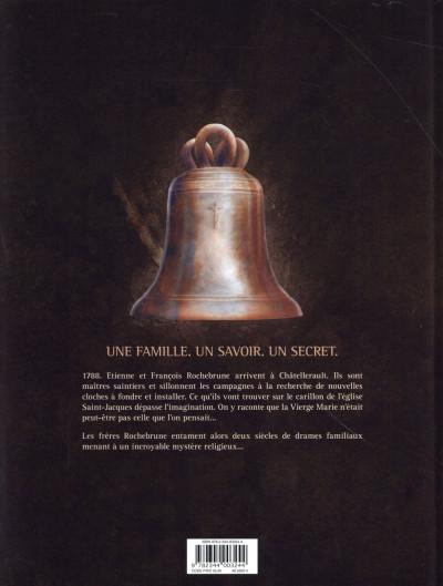 Dos Les maitres-saintiers tome 1 - À l'accord parfait, 1788