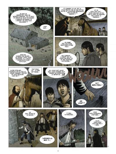 Page 2 Les maitres-saintiers tome 1 - À l'accord parfait, 1788