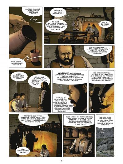 Page 3 Les maitres-saintiers tome 1 - À l'accord parfait, 1788