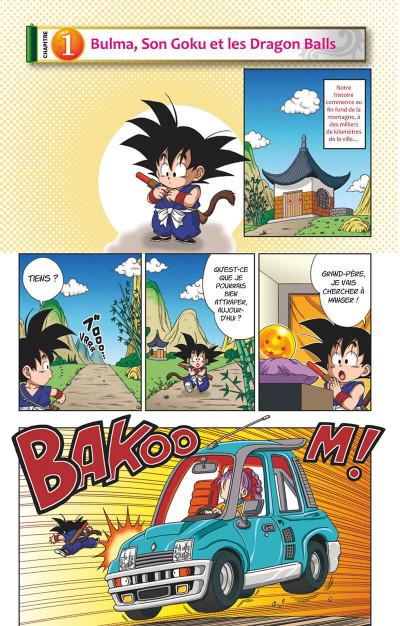 Page 6 Dragon ball SD tome 1