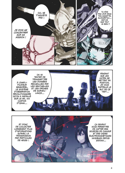 Page 5 knights of sidonia tome 11