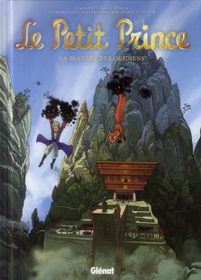 image de le petit prince tome 21