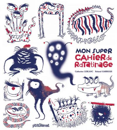 image de mon super cahier de ratatinage !