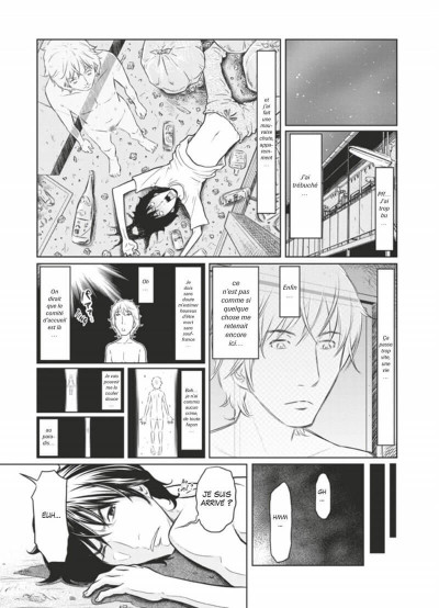 Page 3 Love in the hell tome 1