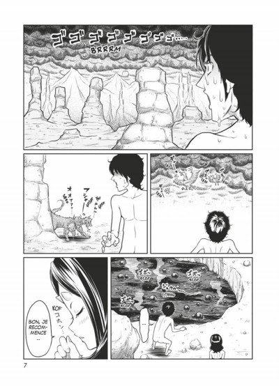 Page 7 Love in the hell tome 1