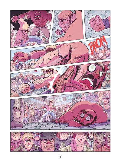 Page 2 Agito cosmos tome 3