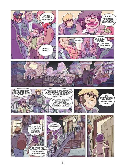 Page 3 Agito cosmos tome 3