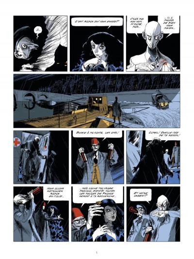 Page 2 Docteur radar tome 2